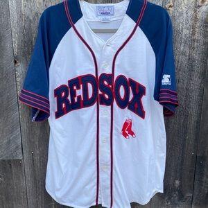 VTG Red Sox starter jersey